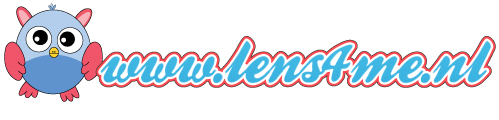 logo van www.lens4me.nl - contactlenzen - zonnebrillen - webshop